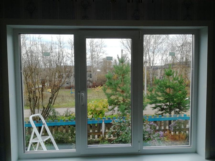 Окна Мелке во Фрязино