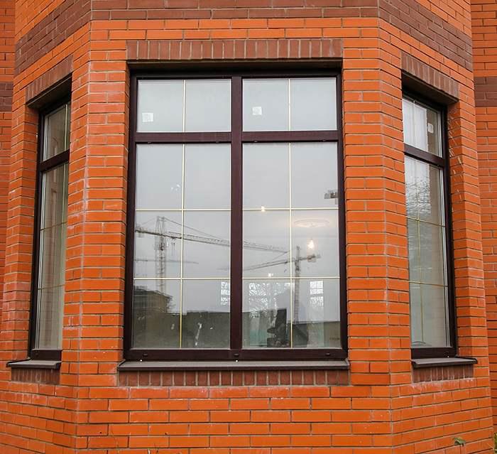 Ламинированное окно в Щёлково